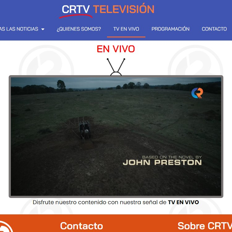 SERVICIO DE VIDEO EN VIVO POR INTERNET